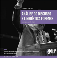 Curso Online: Análise do Discurso e Linguística Forense
