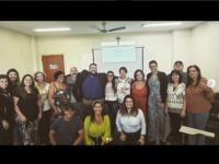 Turma de Linguística Forense da Pós-Graduação em Psicologia Forense
